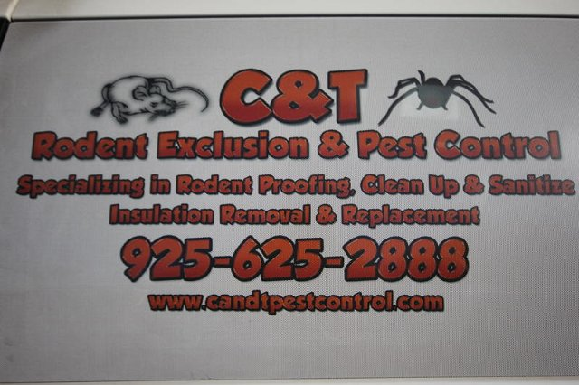 C & T Rodent Exclusion & Pest Control