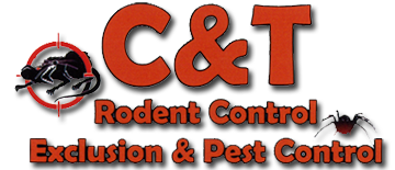 C & T Rodent Control Exclusion & Pest Control Logo